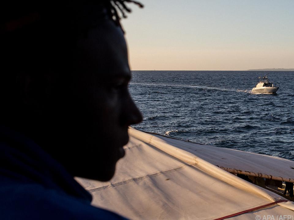Die Flüchtlingsorganisationen übten Kritik an den EU-Regierungen