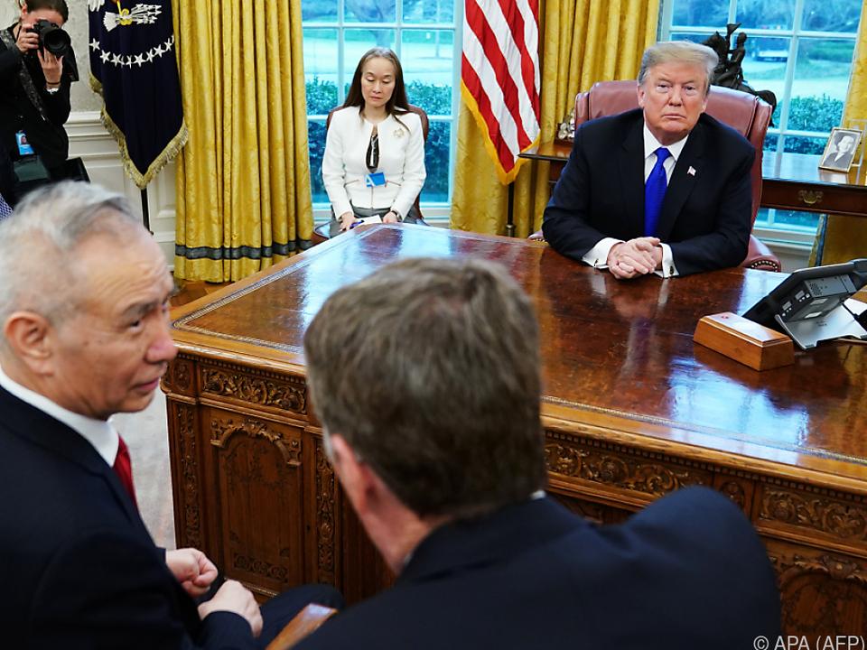 Die Gespräche in Washington wurden um zwei Tage verlängert