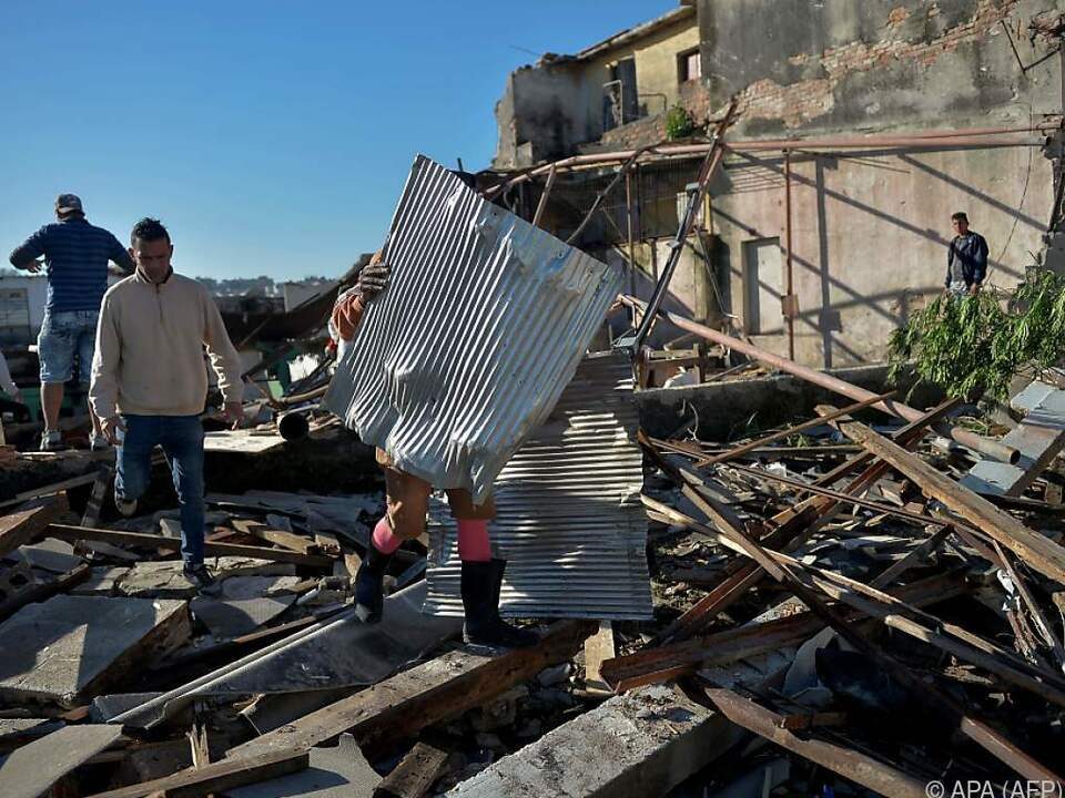Die Opferzahl auf Kuba steigt weiter
