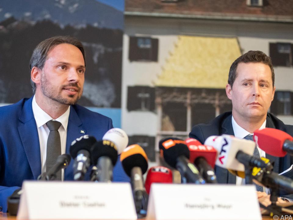 Die Pressekonferenz zum ÖSV-Dopingskandal