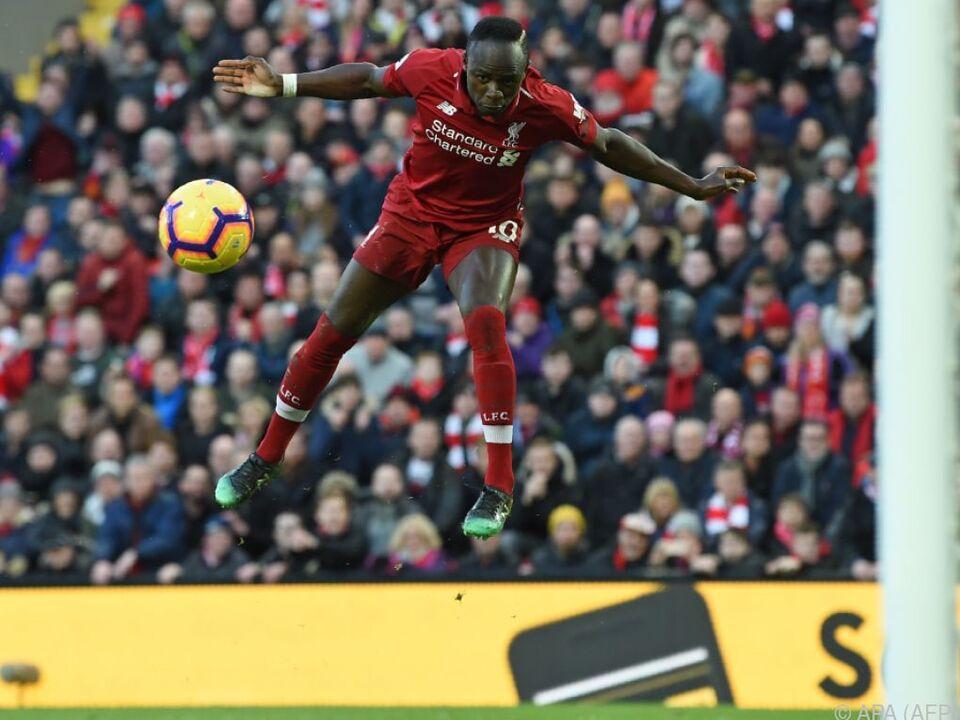 Die Reds kletterten wieder an die Spitze