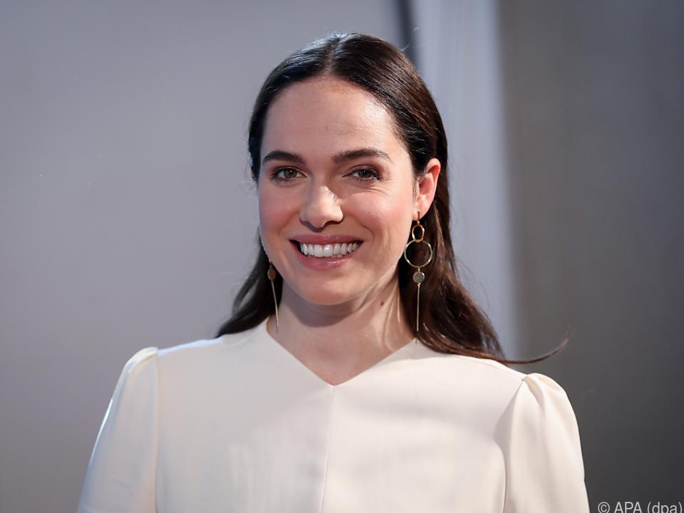 Die Schauspielerin ist die Nachfolgerin von Matthias Brandt