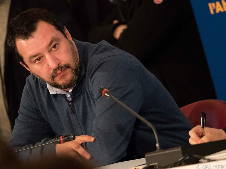Die Spannungen zwischen Italien und Frankreich sind gestiegen