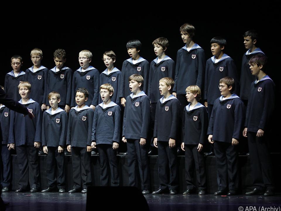 Die Wiener Sängerkanben debütieren in Luzern