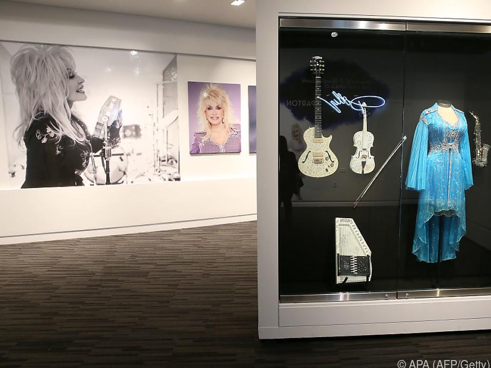 Dolly Parton tritt selbst auf