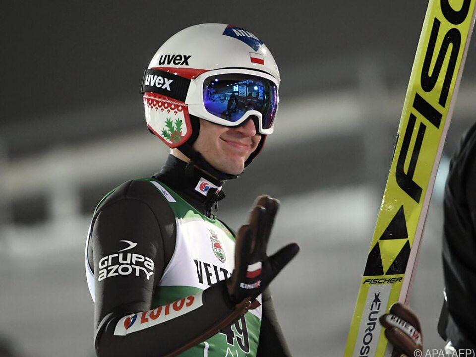 Doppel-Olympiasieger Kamil Stoch