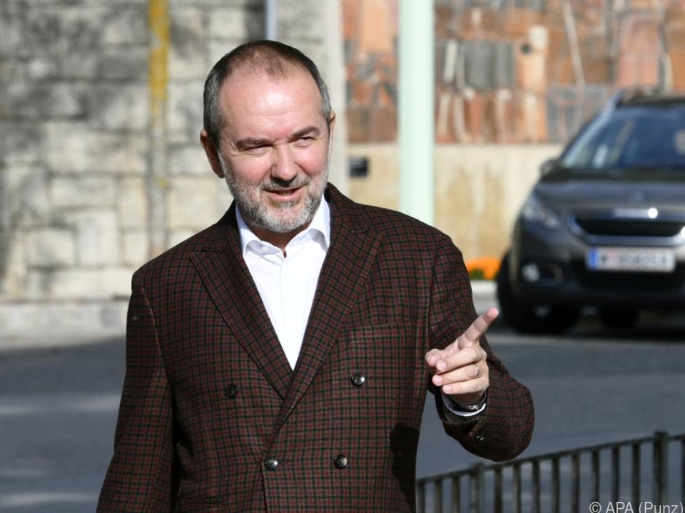 Drozda kündigte juristische Gegenwehr an