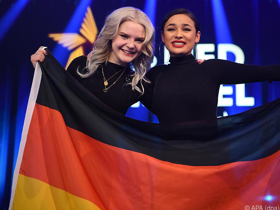 Duo setzte sich gegen sechs Konkurrenten durch