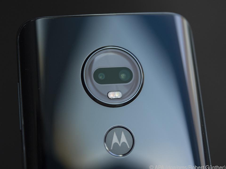 Das Moto G7+ verfügt über zwei Kameras mit 16 und 5 Megapixel