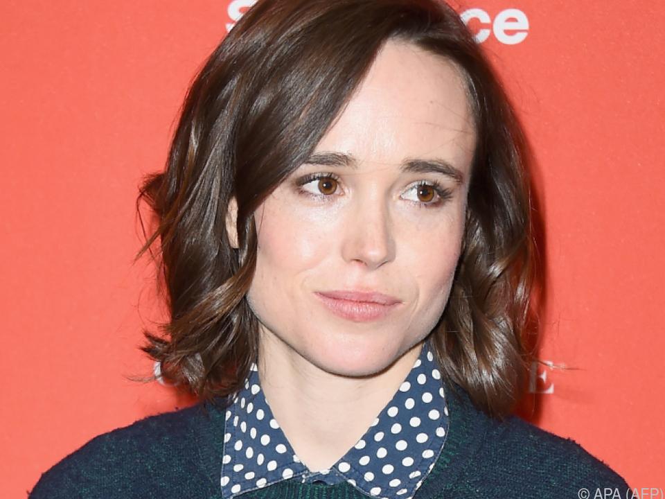 Ellen Page ist wütend