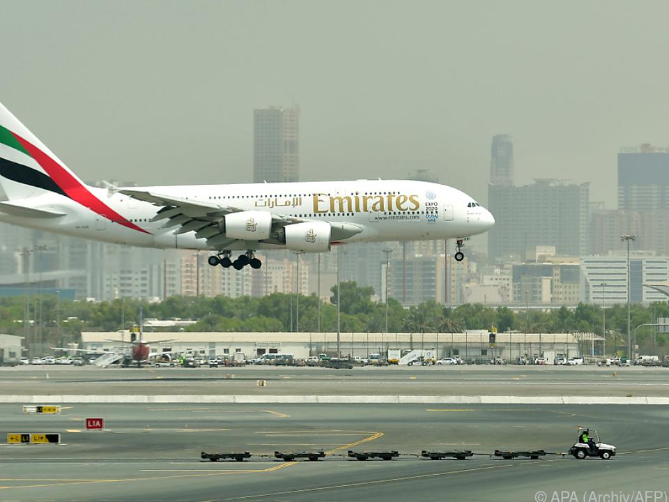 Emirates-Bestellung für A380 wurde reduziert