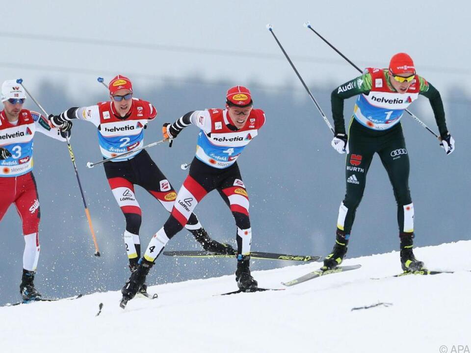 Es war Österreichs insgesamt 13. Einzel-WM-Medaille in der Kombination