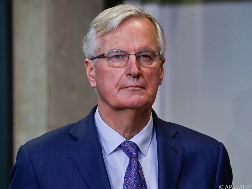 EU-Verhandlungsführer Michel Barnier traf Brexit-Minister Barclay