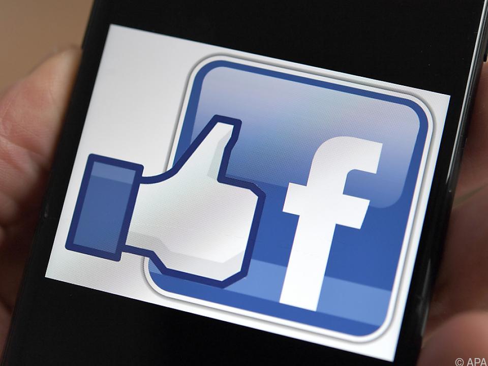 Facebook legte Beschwerde ein