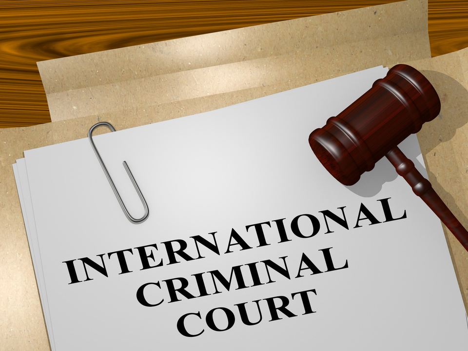weltstrafgericht den haag sym  Internationaler Strafgerichtshof tarfusser