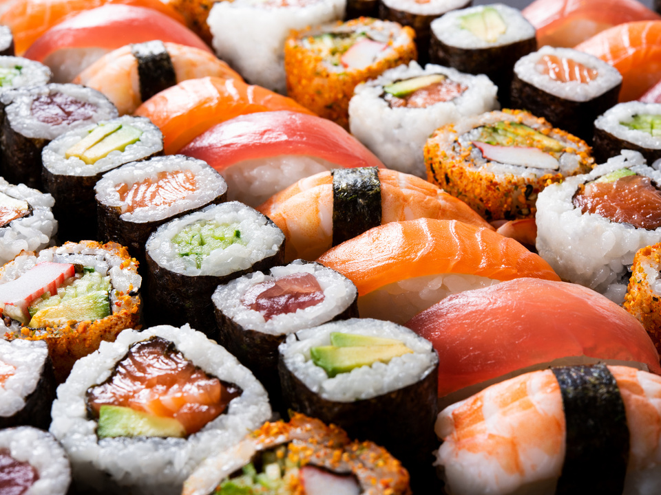 sushi kochen restaurant