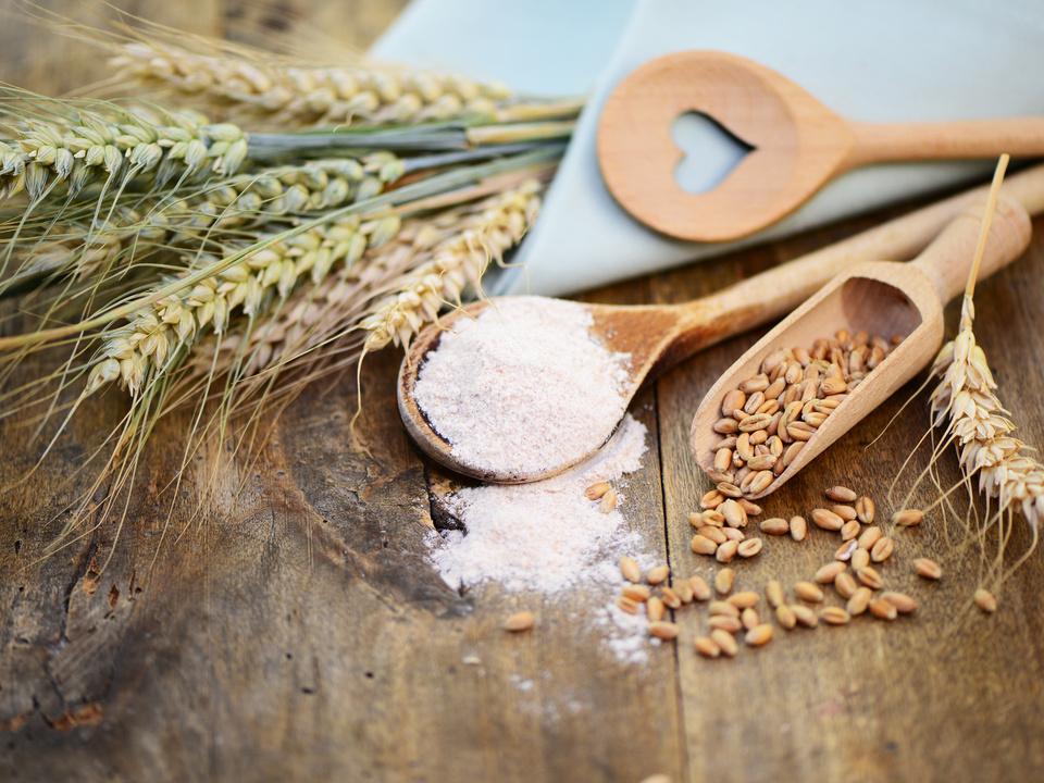 Getreide Ballaststoffe Gluten gesund