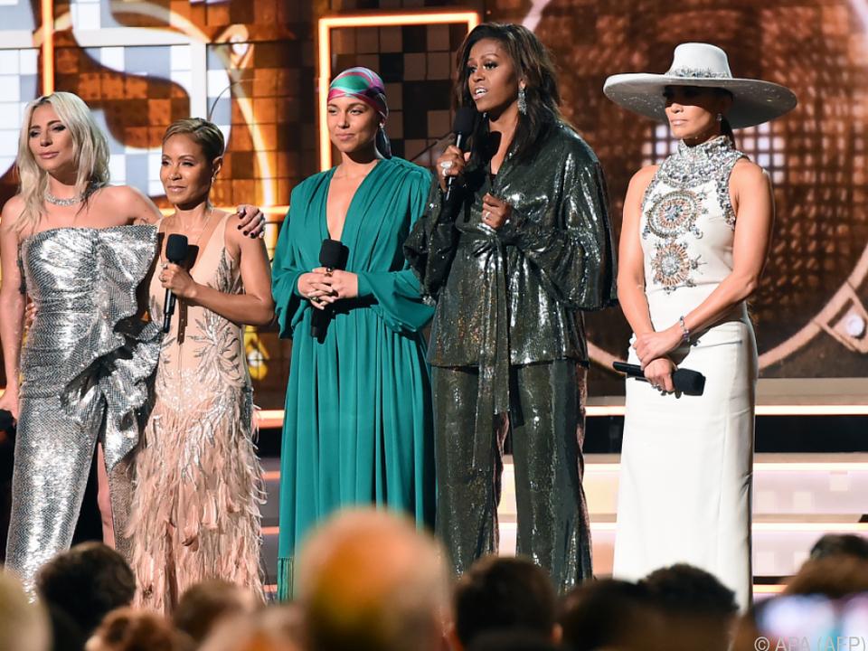 Frauenpower bei den Grammys