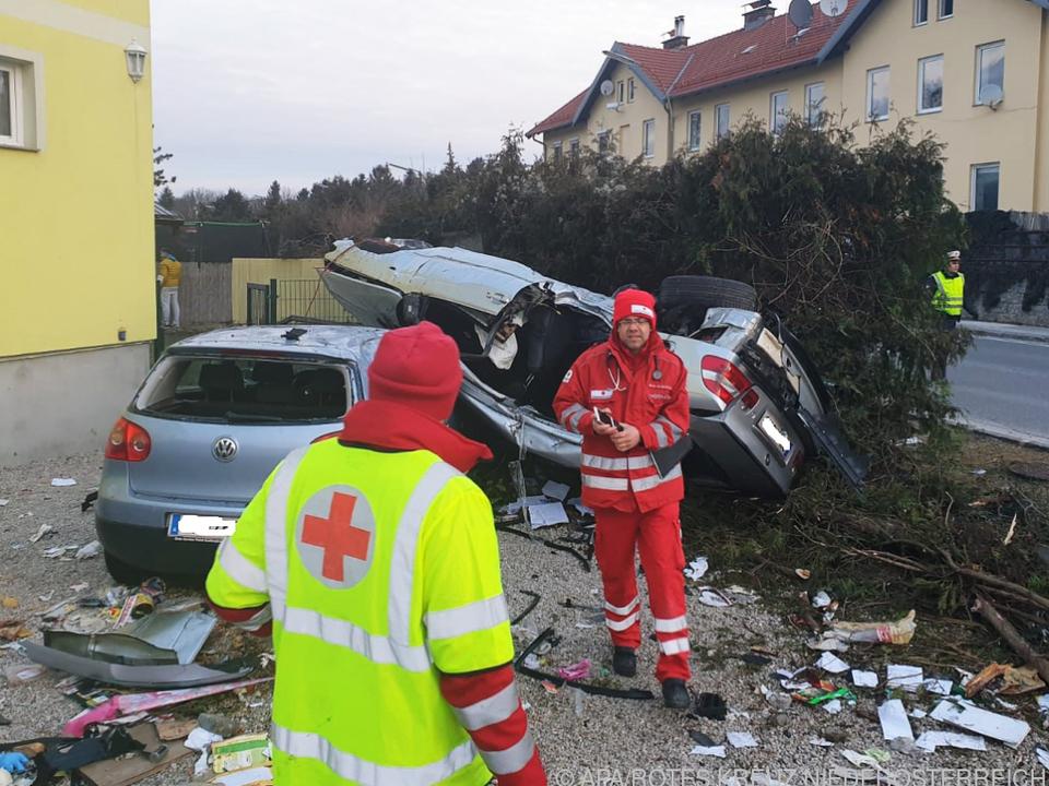 Gegen 5.30 Uhr ereignete sich der Unfall