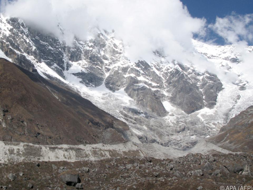 Gletscher enthalten weniger Eis als bisher vermutet