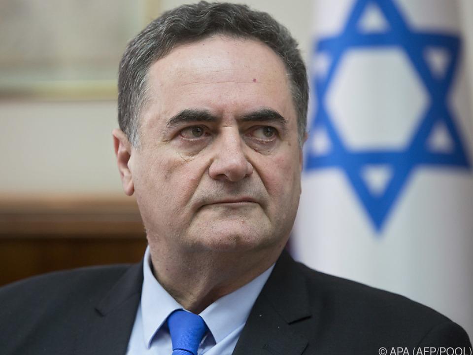 Grund für Polens Absage war der israelische Außenminister Katz