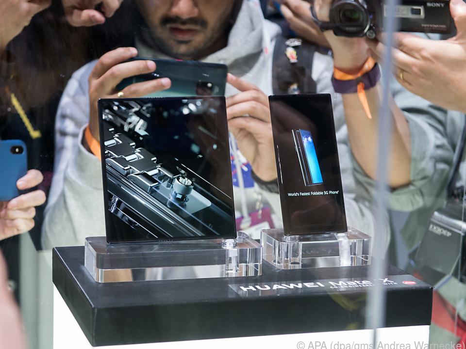 Handy oder Tablet? Huawei vereint beim Mate X beides in einem