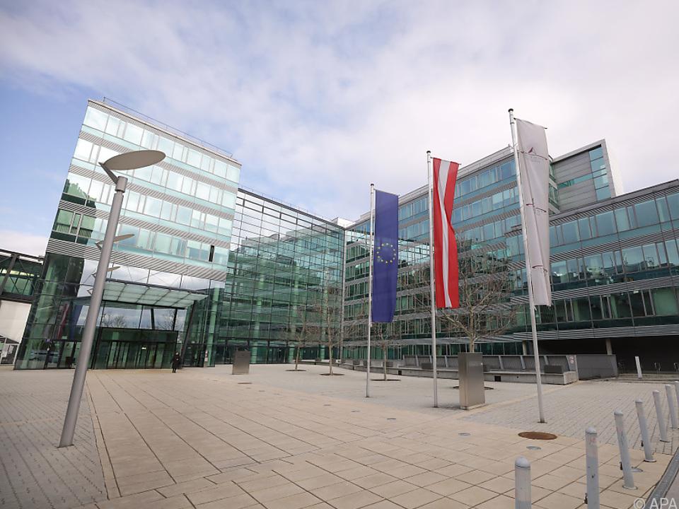 Hauptgebäude der Statistik Austria