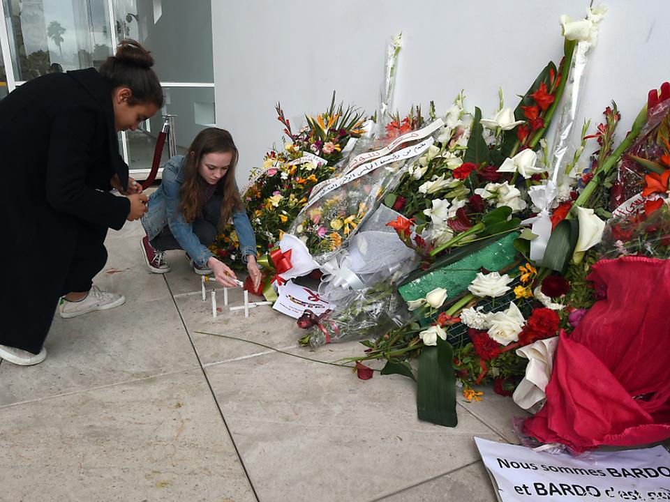 Im Bardo-Museum wurden vor vier Jahren 21 Touristen getötet