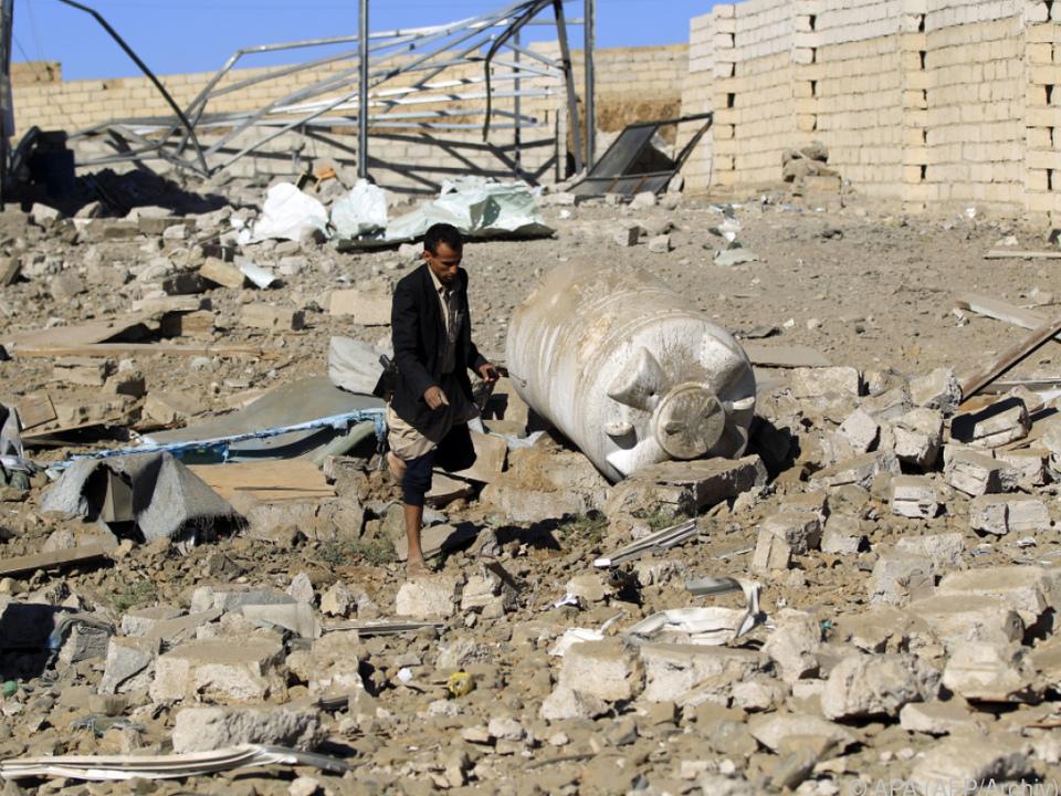 Im Jemen herrscht seit 2015 Krieg