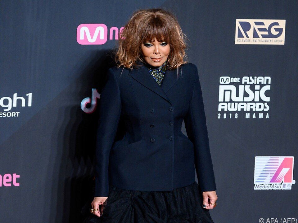 Janet Jackson tritt 15 Mal in Las Vegas auf