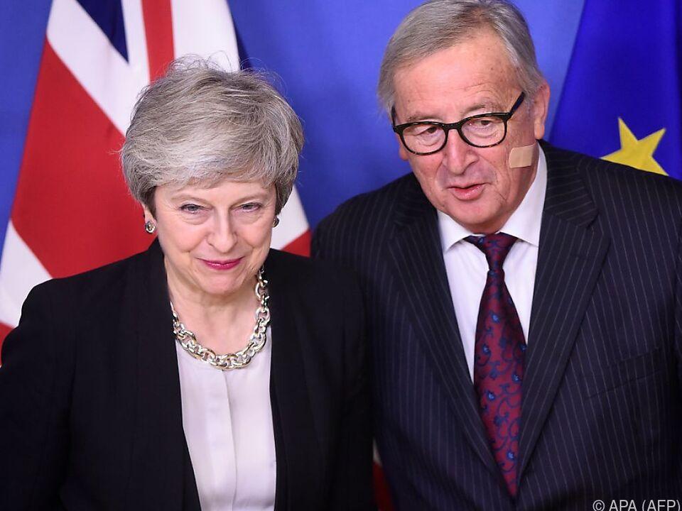 Jean-Claude Juncker fürchtet um einen geregelten Brexit