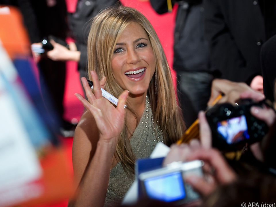 Jennifer Aniston feiert ihren 50. Geburtstag