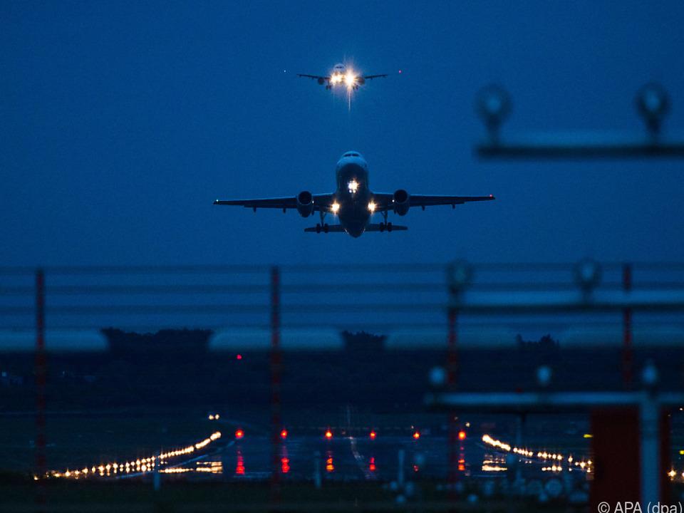 Keine Flugausfälle in Hamburg erwartet