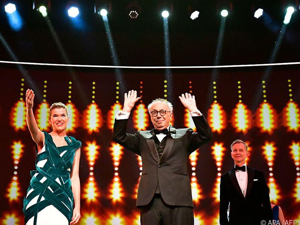 Kosslick leitet die Berlinale heuer zum letzten Mal