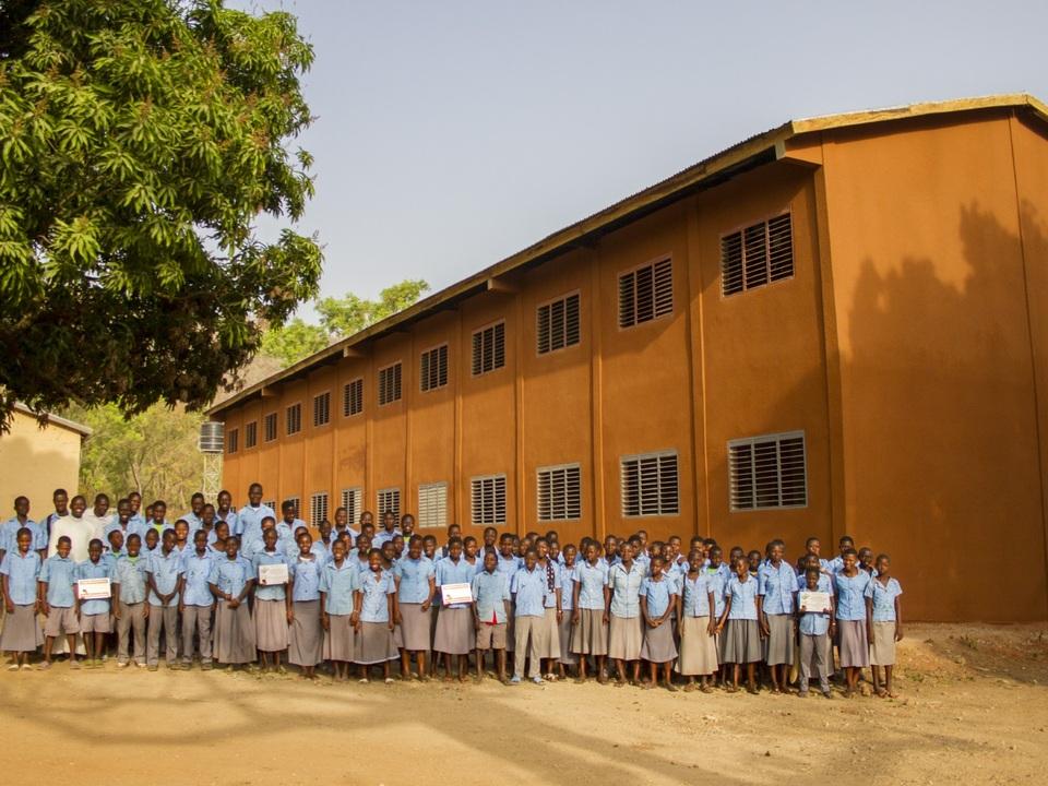 Kouande Scuola secondaria 2016