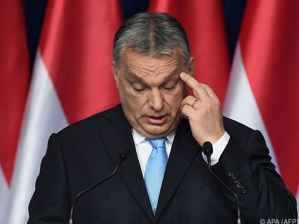 Kritik an Orban wird in der EVP schärfer