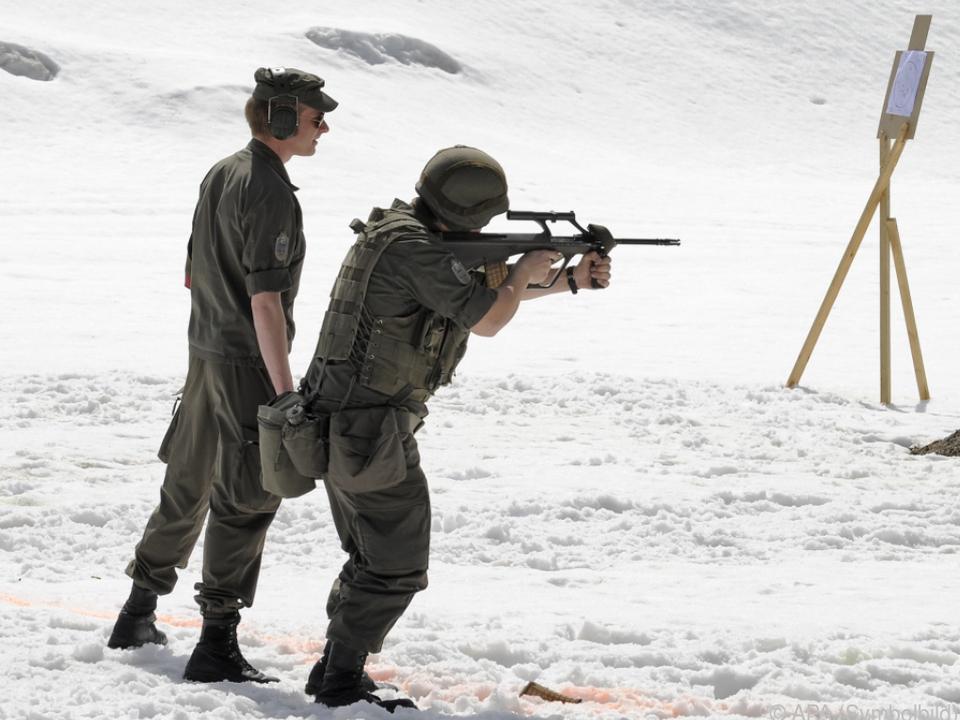 Kritik gab es etwa bei den Rahmenbedingungen für Soldaten
