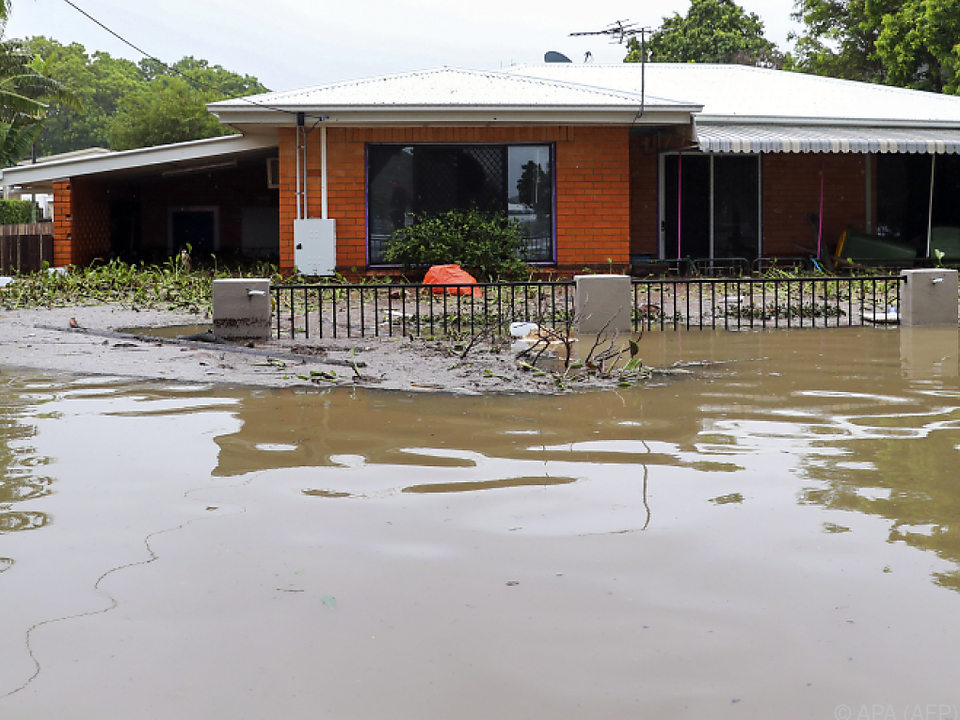 Lage in Townsville entspannt sich ein wenig