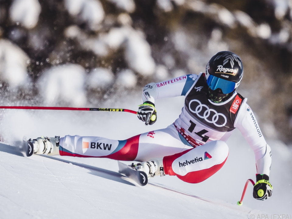 Lara Gut-Behrami wurde Trainingszweite