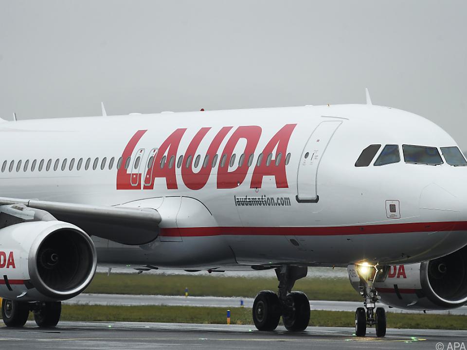Laudamotion reagiert auf die Insolvenz der Ferienfluglinie Germania