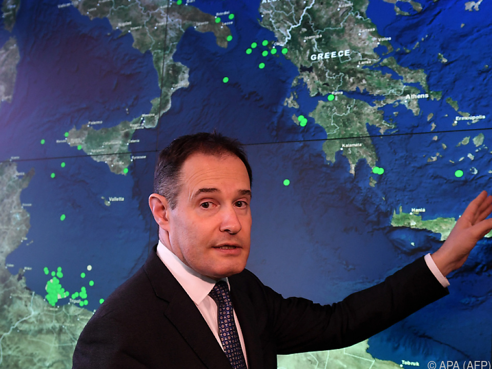 Leggeri und die Frontex erhalten personelle Verstärkung