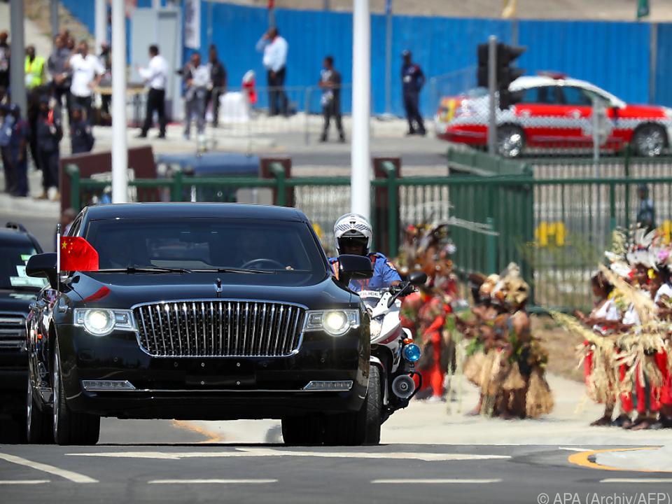 Luxus-Autos werden nun möglicherweise privat genutzt