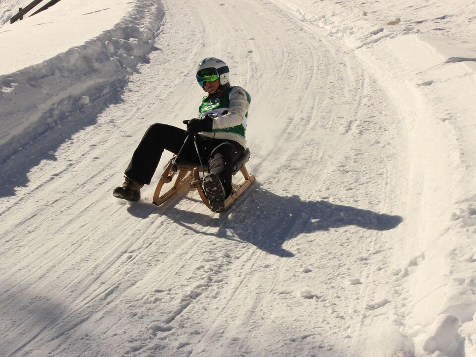 lvh Wintersportfest_Disziplin Rodeln