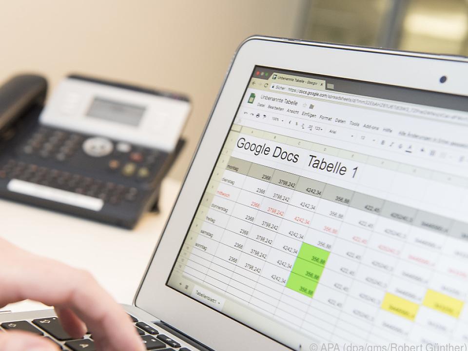 Office-Suiten gibt es auch online zur Nutzung im Browser