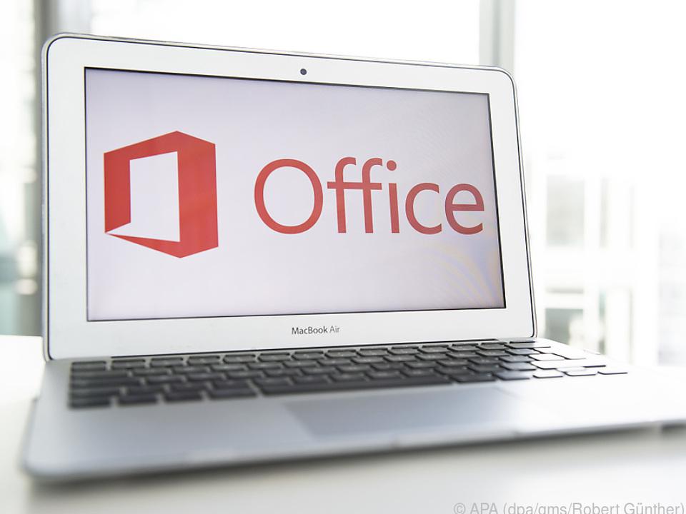 Microsoft Office hat in Büros ein Quasi-Monopol