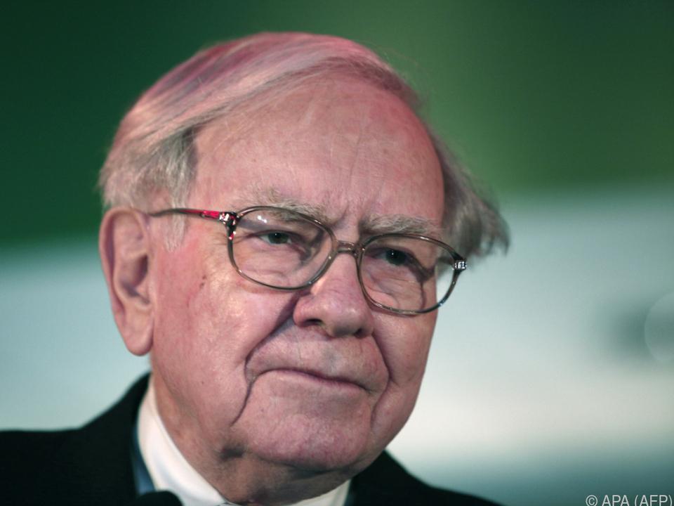 Milliardenschwere Verluste für Buffett