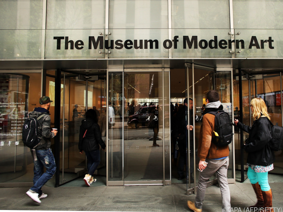 MoMA kann Rockefeller-Spende gut gebrauchen
