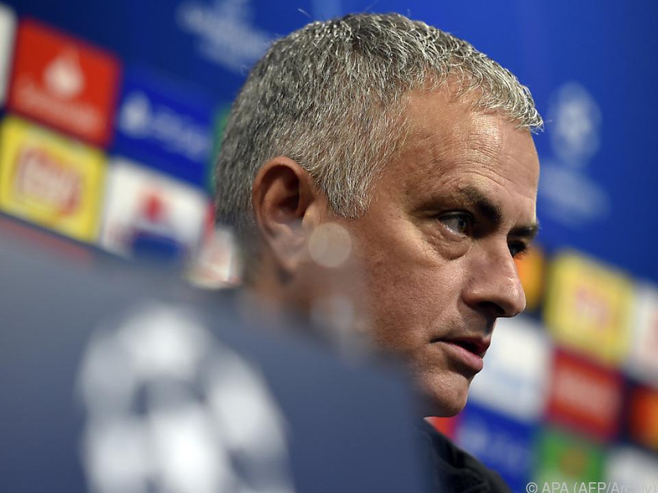 Mourinho wurde bei Manchester United im Dezember entlassen