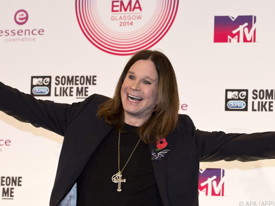 Osbourne soll sich noch sechs Wochen ausruhen