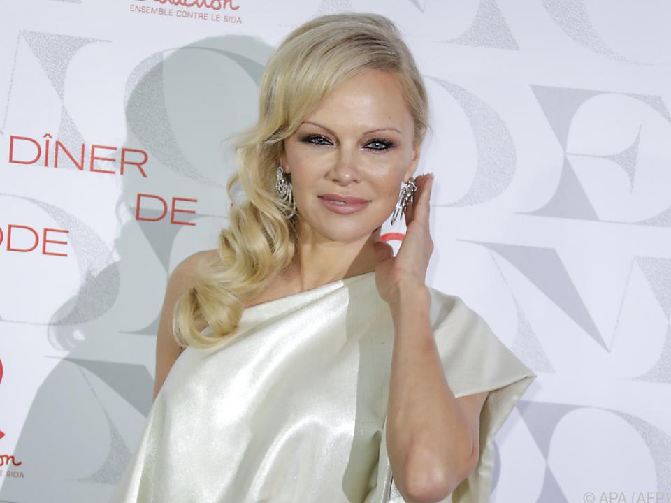 Pamela Anderson kommt nach Graz